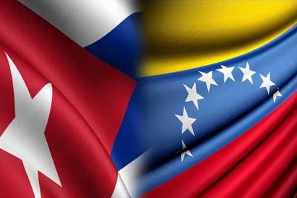 Υπερασπίστε Βενεζουέλα και Κούβα!