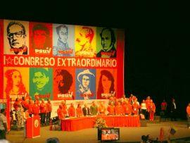 Βενεζουέλα: συνέντευξη για το συνέδριο του PSUV