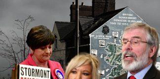 Βόρεια Ιρλανδία εκλογές