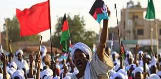 Επανάσταση Σουδάν