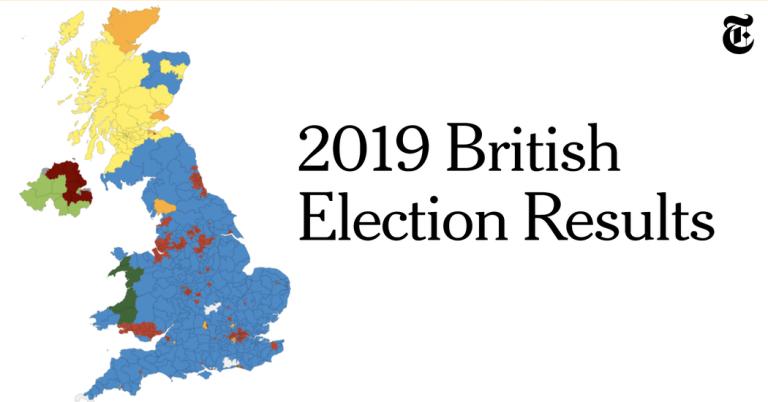 Πολιτικά συμπεράσματα από τις εκλογές στη Βρετανία