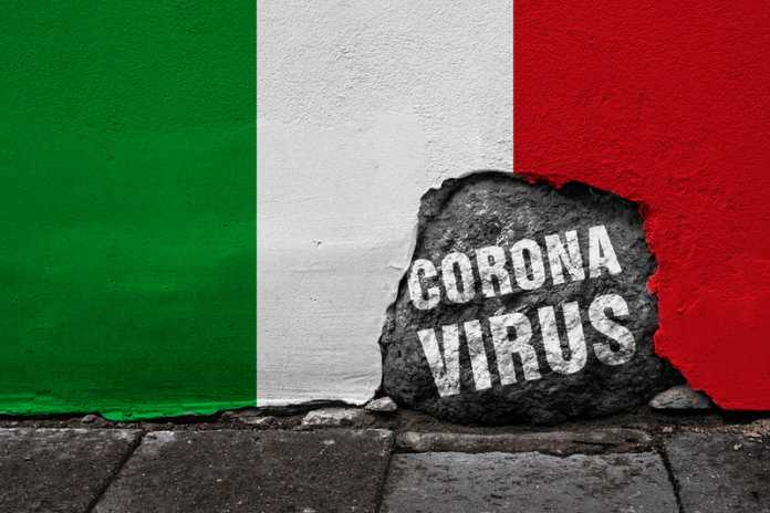 κορονοϊός, Ιταλία, τραγωδία, νεκροί, Λομβαρδία