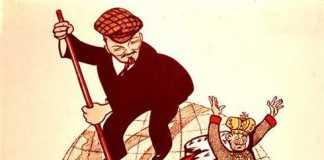 Ιμπεριαλισμός το ανώτατο στάδιο του καπιταλισμού, Ιμπεριαλιστές, Λένιν