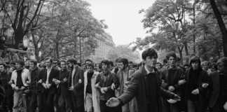 Μάης 1968, Μάης '68, Γαλλικός Μάης, Γαλλία, Σαρλ ντε Γκωλ, Επανάσταση, Εξέγερση