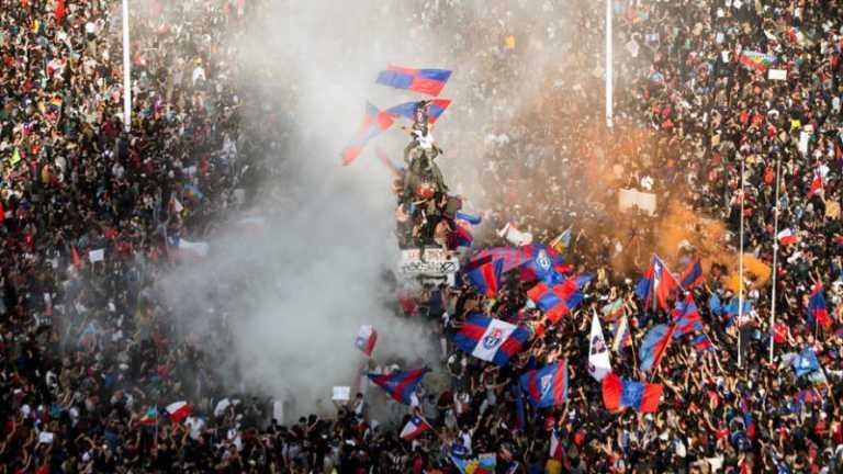Χιλή: Η εξέγερση του περασμένου Οκτώβρη και οι πολιτικές προοπτικές