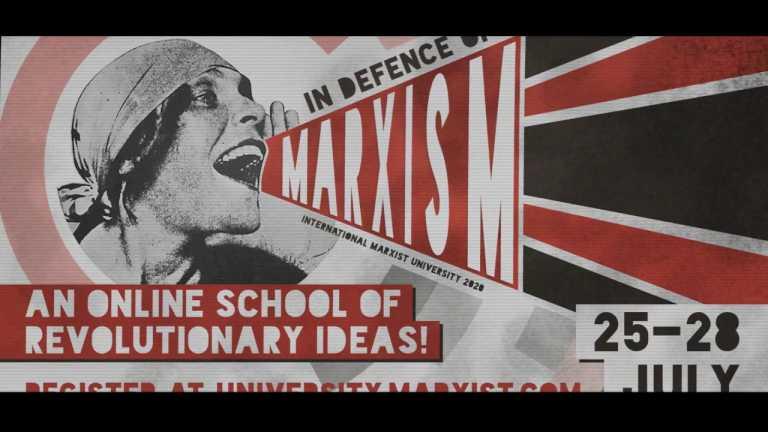 Ανοικτό Διαδικτυακό Σχολείο μαρξιστικών ιδεών από την IMT: Δηλώστε συμμετοχή!