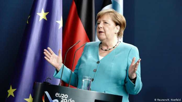 Μέρκελ, Μακρόν, Βορράς, Νότος, ΕΕ, Ταμείο Ανάκαμψης, κρίση, κορωνοϊός, καπιταλισμός, ταξική πάλη