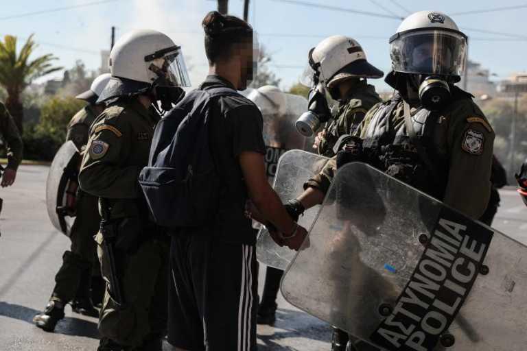 Κάτω τα χέρια από τους αγωνιζόμενους μαθητές! Μέτωπο μαθητών -φοιτητών- εργαζόμενων!