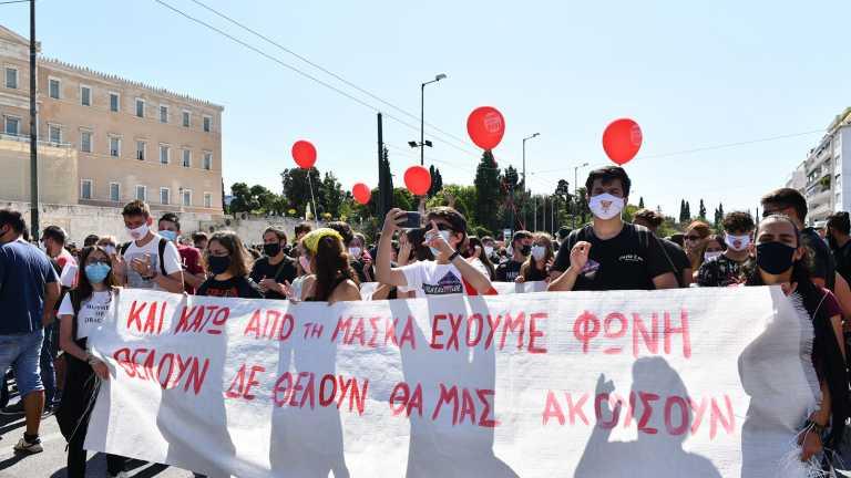 Καταλήψεις διαρκείας και δημοκρατικός συντονισμός του μαθητικού κινήματος! Συντονισμός μαθητικού και εργατικού κινήματος! Κλιμάκωση του αγώνα με 24ωρη Γενική Απεργία !
