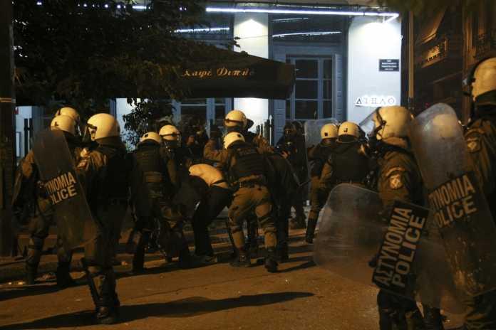 6 Δεκέμβρη, Αλέξανδρος Γρηγορόπουλος, δολοφονία, επέτειος, απαγόρευση συναθροίσεων, κρατική τρομοκρατία, αστυνομική τρομοκρατία, κυβέρνηση ΝΔ