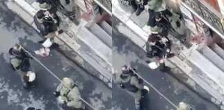 ΜΑΤ, επέτειος, Αλέξανδρος Γρηγορόπουλος, δολοφονία, λουλούδι, μνήμη, απαγόρευση συναθροίσεων, συγκεντρώσεις, κρατική-κυβερνητική καταστολή