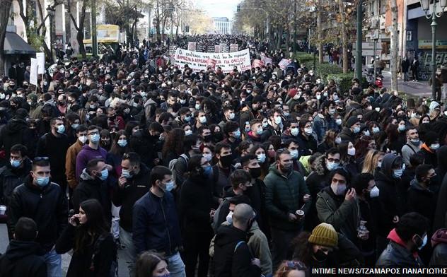 Το ελπιδοφόρο συλλαλητήριο της 28ης Γενάρη και τα αναγκαία επόμενα βήματα στον αγώνα