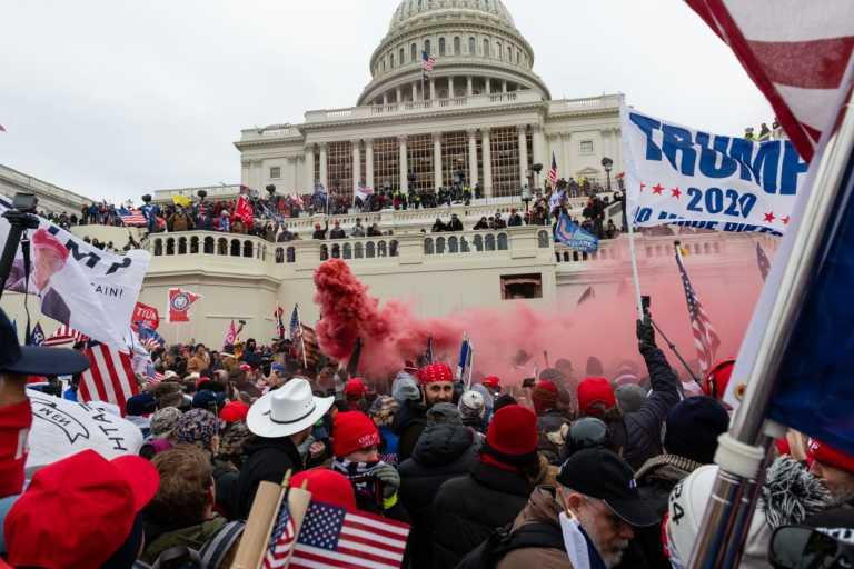 Η «εξέγερση» του Τραμπ και το χάος της αμερικανικής αστικής δημοκρατίας