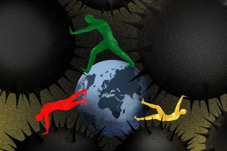 Πανδημία, παγκόσμια οικονομία και κρίση του αστικού καθεστώτος