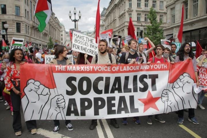 Η κλίκα του Στάρμερ απαγόρευσε τη «Socialist Appeal» – Η βρετανική Αριστερά αλληλέγγυα στους μαρξιστές αγωνιστές