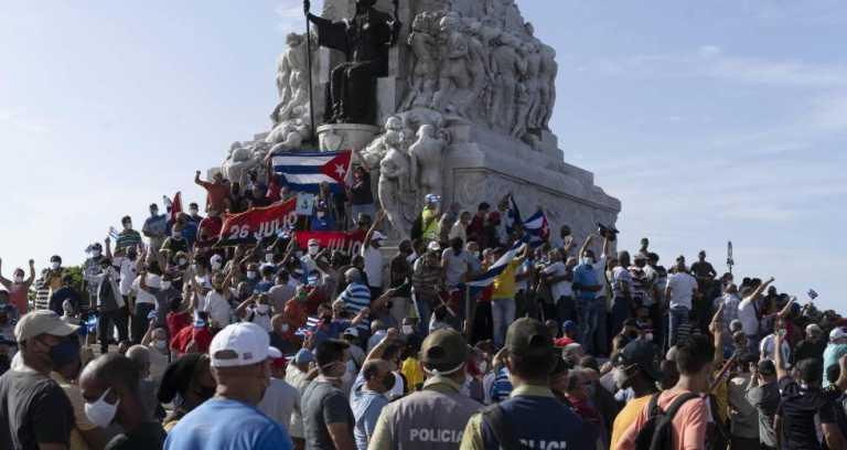 Διαδηλώσεις στην Κούβα: Να υπερασπίσουμε την Επανάσταση!