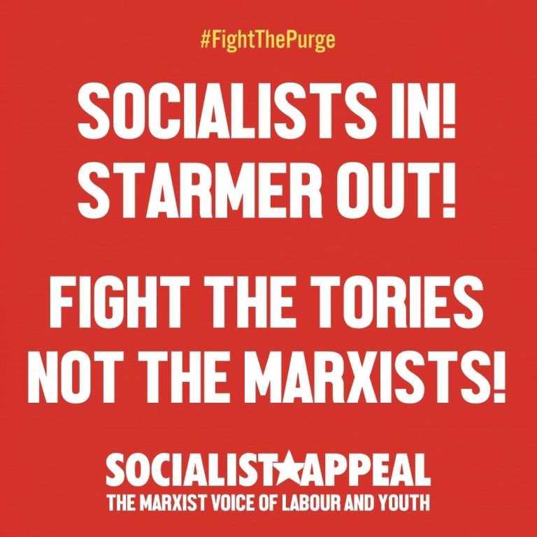 Βρετανία: η δεξιά του Εργατικού Κόμματος επιτίθεται στη μαρξιστική τάση «Socialist Appeal»