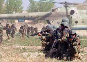 Η ταχεία προέλαση των Ταλιμπάν, η οποία έχει ξεπεράσει κάθε πρόβλεψη, έχει αποκαλύψει εντελώς το χαμηλό ηθικό του αφγανικού στρατού, τη διαφθορά και τη σαπίλα του καθεστώτος-μαριονέτα των ΗΠΑ / Εικόνα: κοινόχρηστη