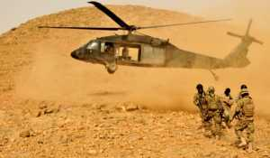 Εικόνα: Εκπαιδευτική αποστολή του NATO στο Αφγανιστάν