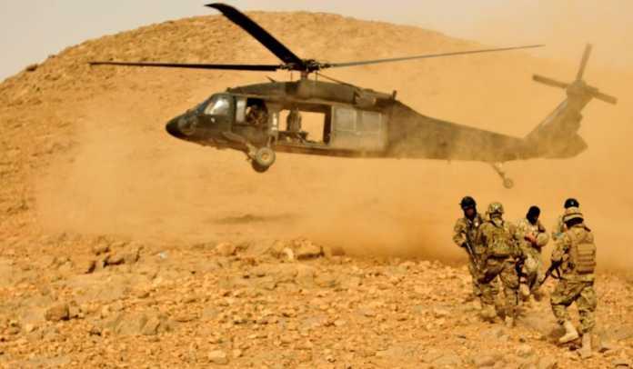 Φωτογραφία: Εκπαιδευτική αποστολή του NATO στο Αφγανιστάν